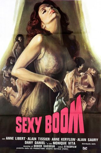 Sexy Boom Poster
