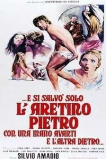 Aretino's Stories of the Three Lustful Daughters Poster