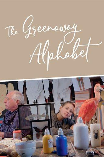 The Greenaway Alphabet Poster