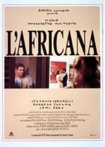 L'africana Poster