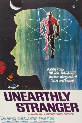 Unearthly Stranger Poster
