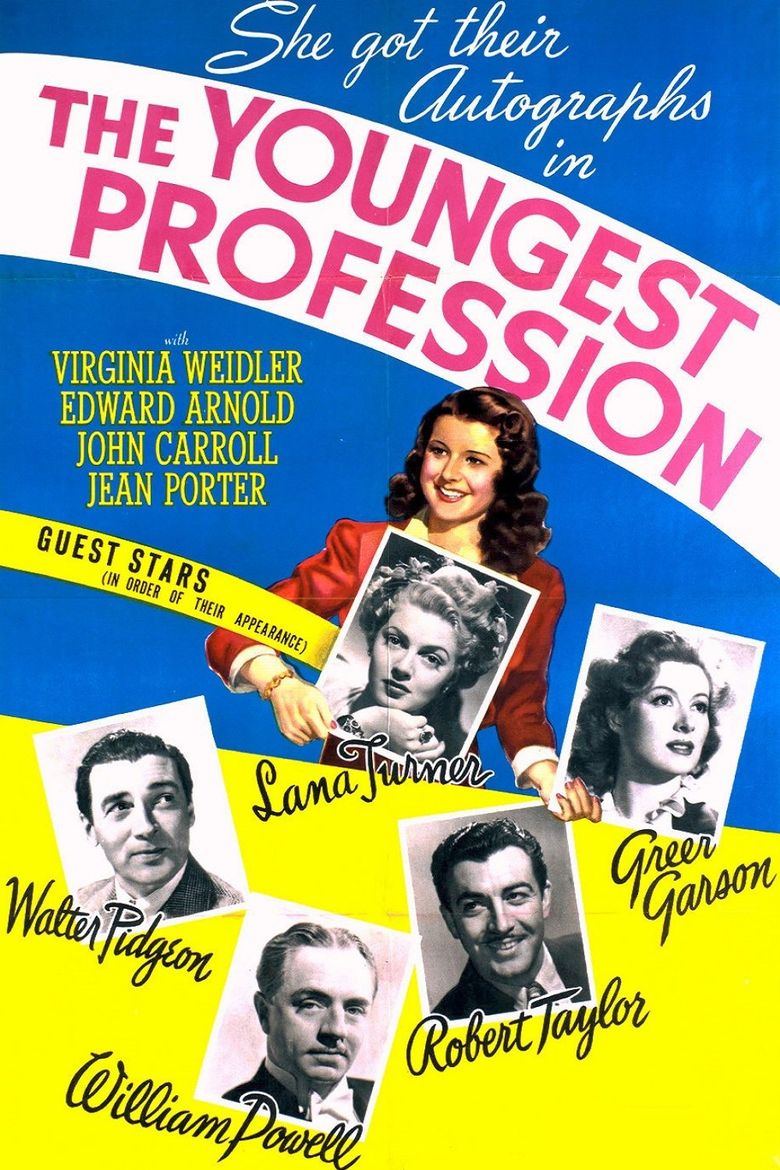 The Youngest Profession Poster