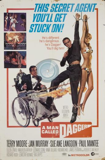 A Man Called Dagger Poster
