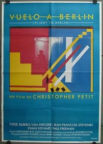 Flight To Berlin Poster