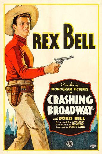 Crashin' Broadway Poster