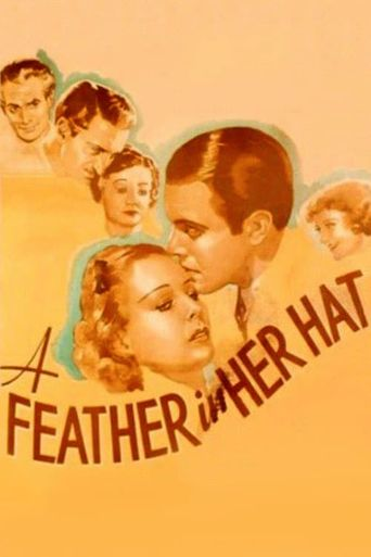 A Feather in Her Hat Poster