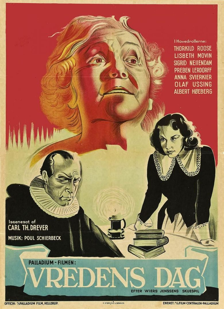 Day of Wrath Poster