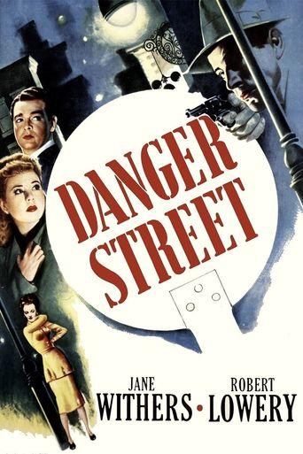 Danger Street Poster