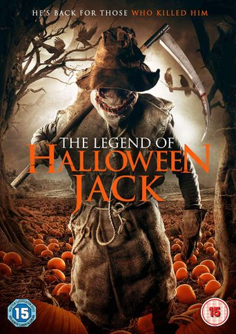 The Legend of Halloween Jack Poster
