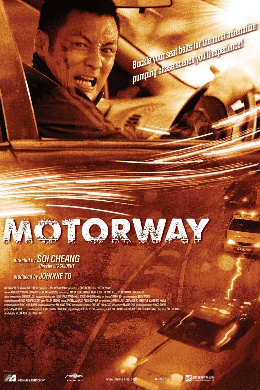 Motorway Poster