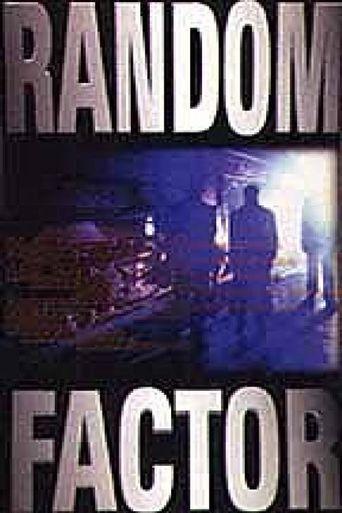 The Random Factor Poster
