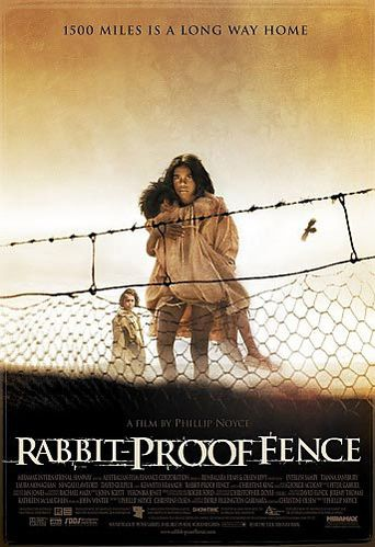 Rabbit-Proof Fence Poster