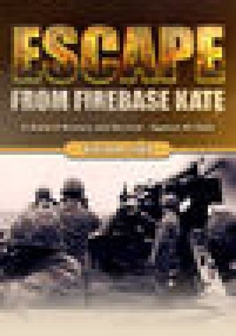 Escape from Firebase Kate Poster