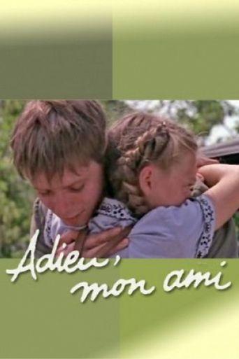 Adieu, Mon Ami Poster