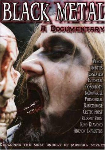 Black Metal: A Documentary Poster