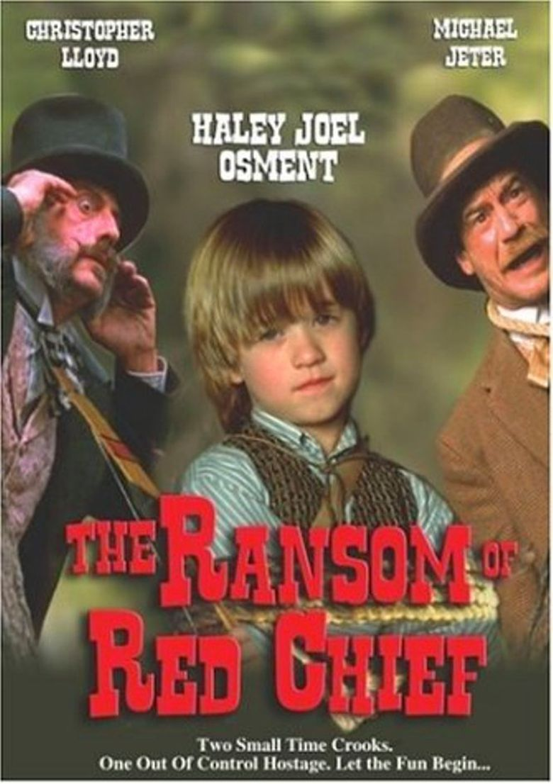 The Ransom of Red Chief Poster