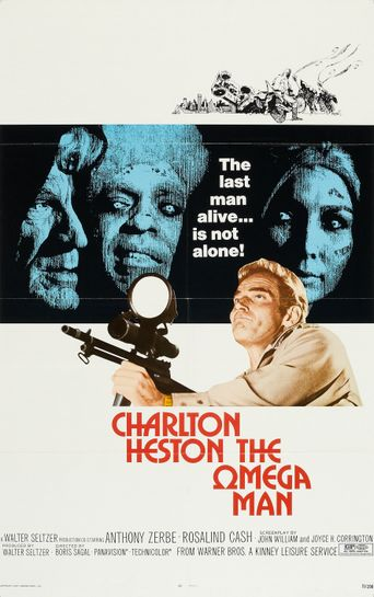 Watch The Omega Man