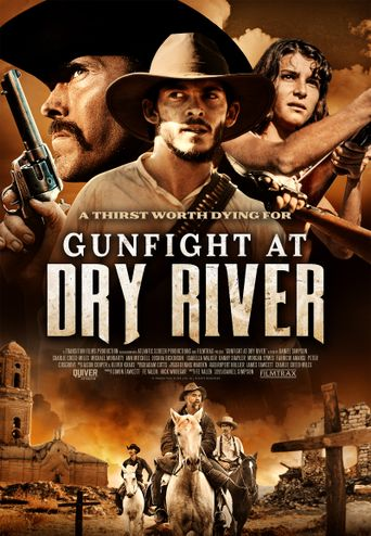 Gunfight at Dry River Poster