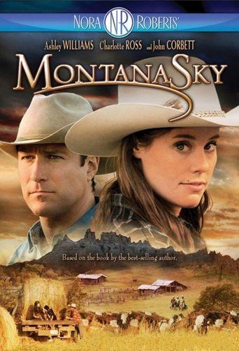 Nora Roberts' Montana Sky Poster