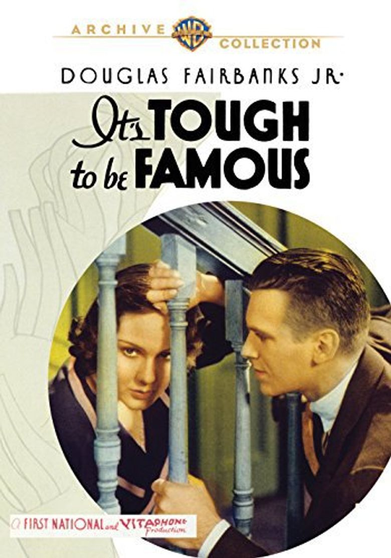 It's Tough to Be Famous Poster