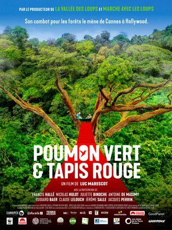 Poumon vert et tapis rouge Poster