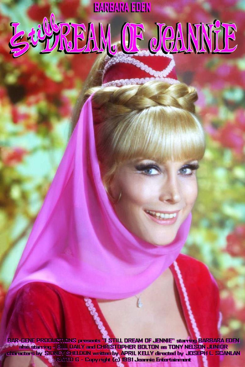 I Still Dream Of Jeannie Poster