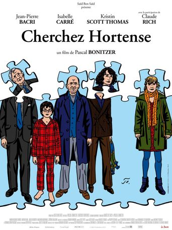 Looking for Hortense Poster