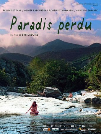 Lost Paradise Poster