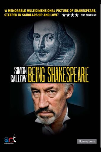 Being Shakespeare Poster