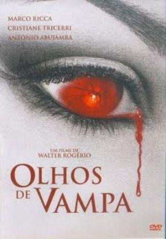 Olhos de Vampa Poster