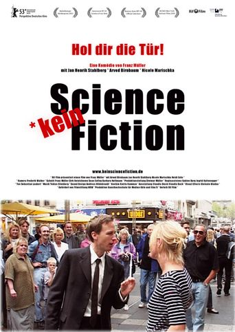 Kein Science Fiction Poster