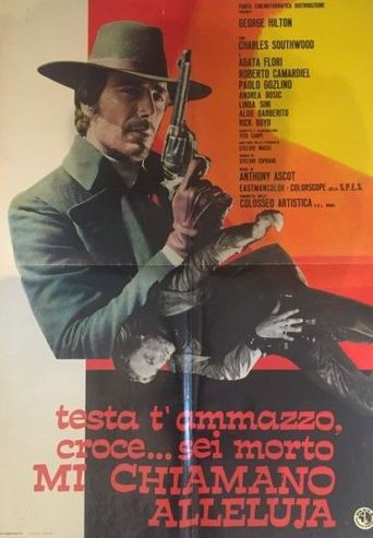 Deep West Poster