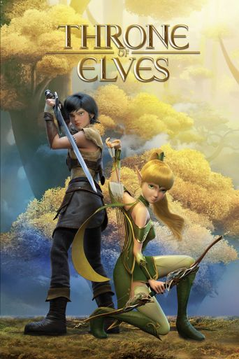 Throne of Elves Poster