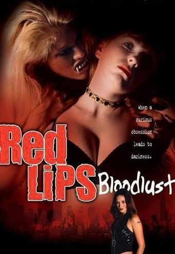 Red Lips II Poster