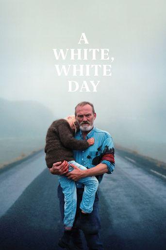 A White, White Day Poster