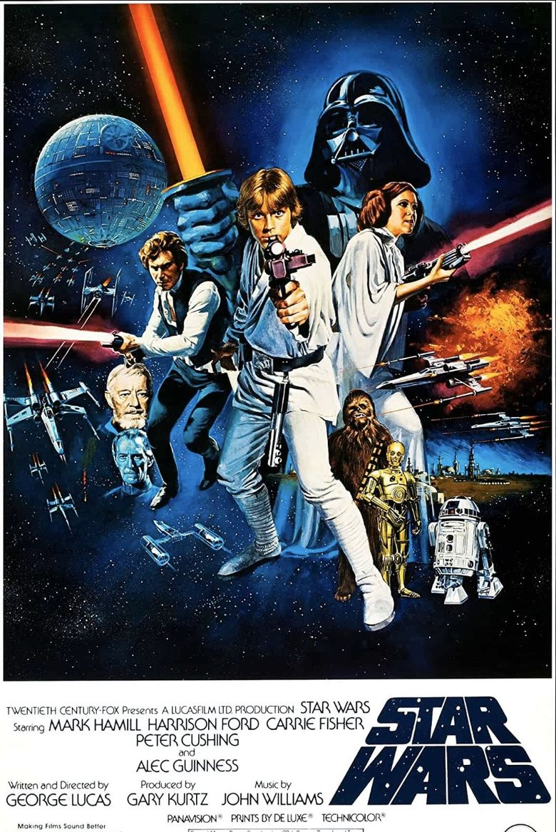 Watch Star Wars: A New Hope