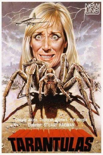 Tarantulas: The Deadly Cargo Poster
