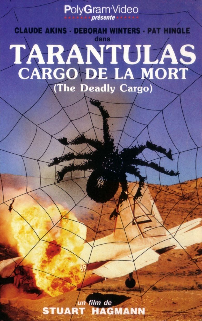 Watch Tarantulas: The Deadly Cargo