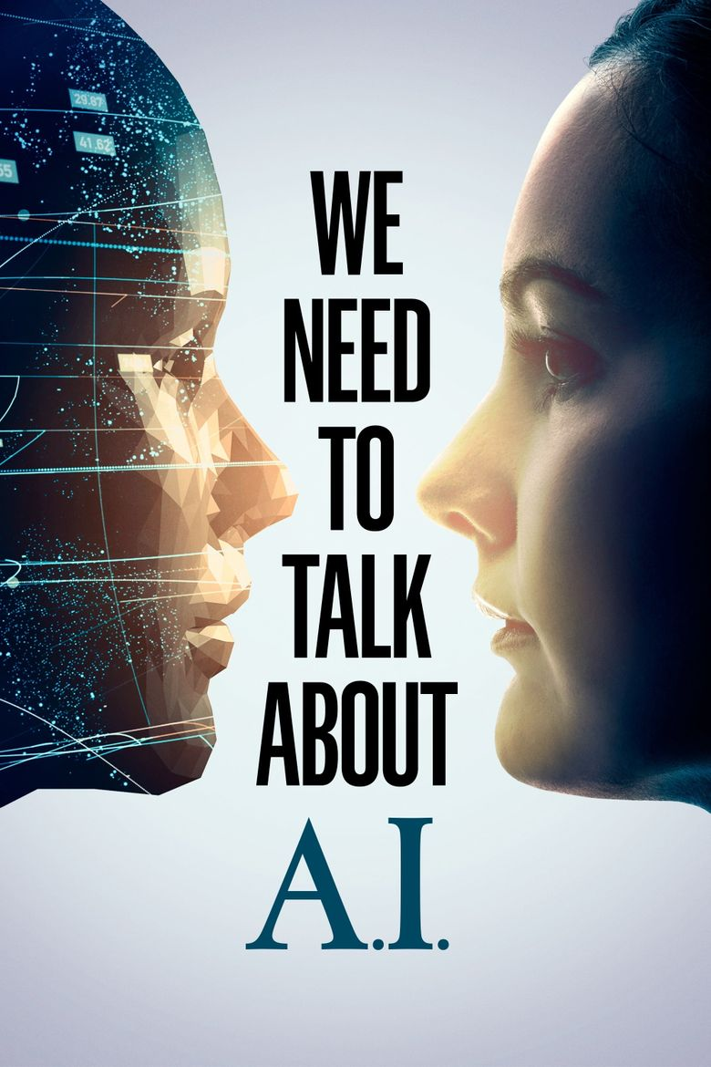 We Need to Talk About A.I Poster