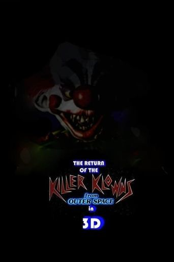 The Return of the Killer Klowns from Outer Space Poster