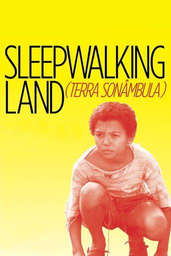 Sleepwalking Land Poster