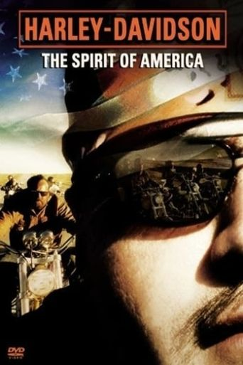 Harley-Davidson: The Spirit of America Poster