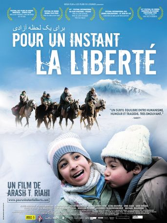 For a Moment, Freedom Poster