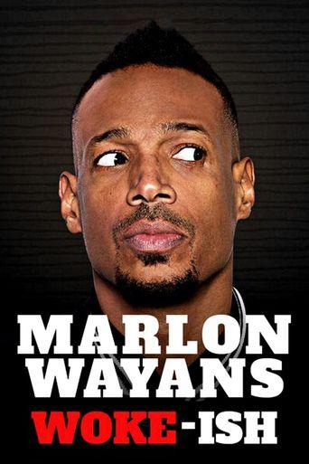 Marlon Wayans: Woke-ish Poster