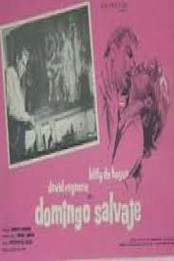 Domingo Salvaje Poster