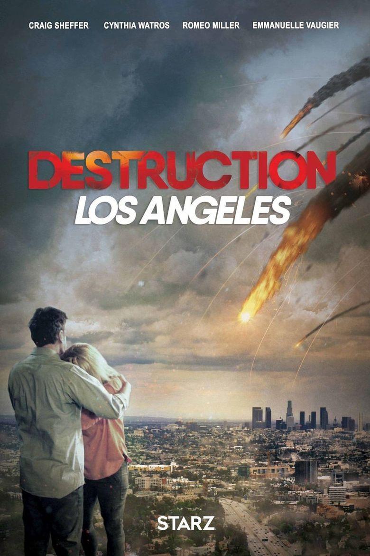 Destruction: Los Angeles Poster