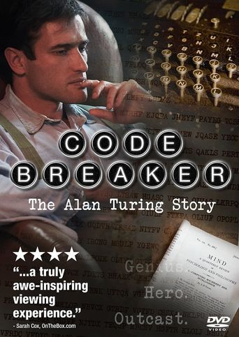 Britain's Greatest Codebreaker Poster