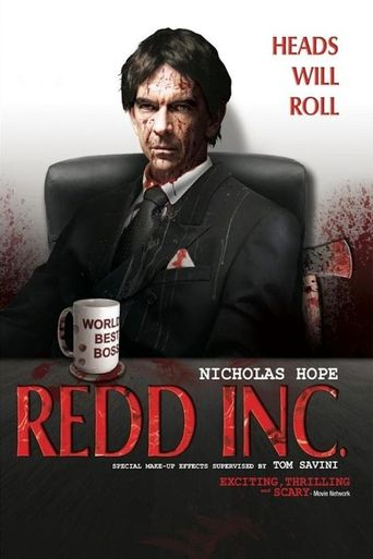 Redd Inc. Poster