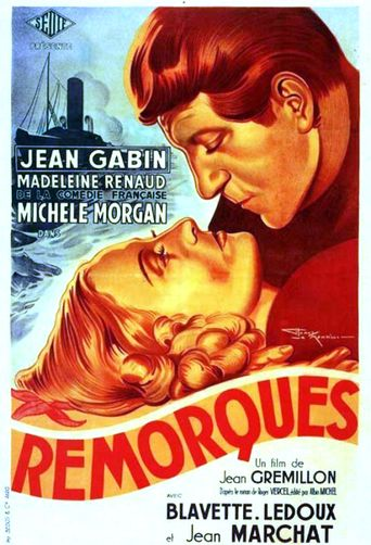 Stormy Waters Poster