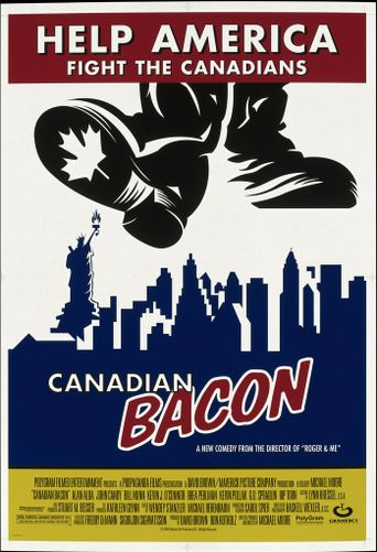 Watch Canadian Bacon